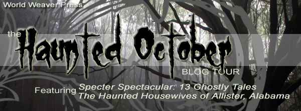 Haunted October Blog Tour, World Weaver Press