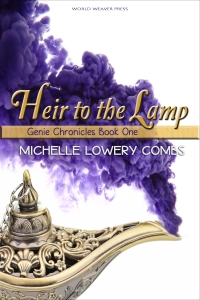 Heir to the Lamp, Michelle Lowery Combs, World Weaver Press