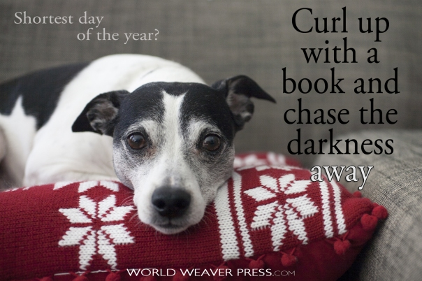 World Weaver Press - Curl up with a book and chase the darkness away - 2013