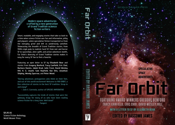 FAR ORBIT cover art